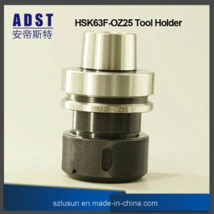 Portautensile del mandrino di anello Hsk63f-Oz25 per la macchina di CNC