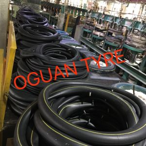 Produzir Motociclo/Triciclo/natural/butilo tubo interno (300-18 300-17 275-18 275-17 325-18 400-8)