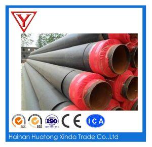 Tubo d'acciaio dell'isolamento termico di alta qualità