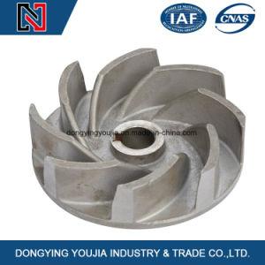 La precisión de acero inoxidable impulsor de la bomba de agua de fundición a la cera perdida