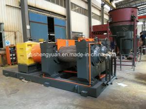 De rubber Molen van de Cracker/de RubberMachine van het Recycling van de Maalmachine/van de Band van Vervaardiging