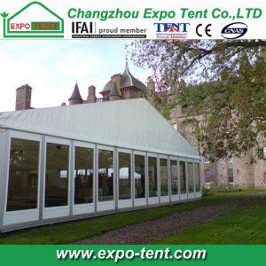 20mガラス壁が付いている大きい党テント