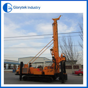 800A 상단 Driving 가득 차있는 Hydraulic Water Well Drill Rig