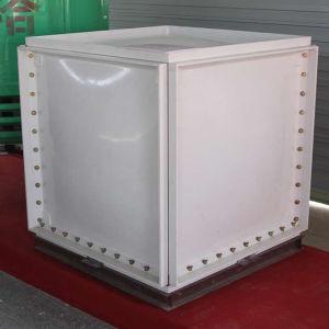 FRP GRP 위원회 물처리 시스템 급수 여과기 물 탱크