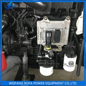 디젤 엔진 발전기 세트를 운영하게 쉬운 25kVA-300kVA 능률적인 열려있는 선반