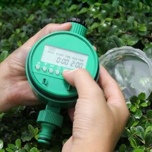 Temporizzatore elettrico automatico dell'acqua di irrigazione del giardino di Digitahi