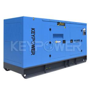 80ква бесшумный дизельный генератор с китайской двигателя