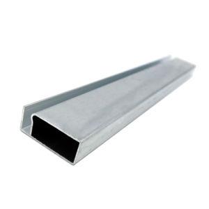 Huayueda de aluminio de excelente calidad Perfil de las puertas del armario de cocina
