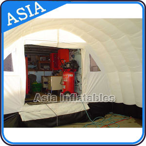 膨脹可能なTemporary Structures Tent、GarageのためのHighquality Inflatable Tent