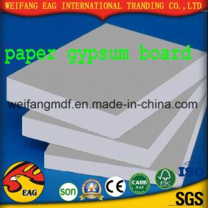 1200*2400*9mm de gesso do papel para decoração