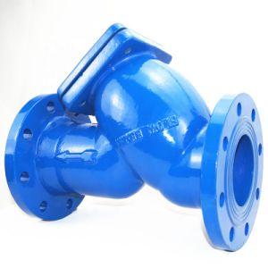 El agua con Hierro fundido DIN Tamiz Tipo Y.