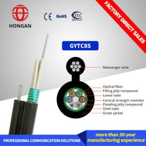 Cabo de fibra óptica exterior GYTC8S com bom preço