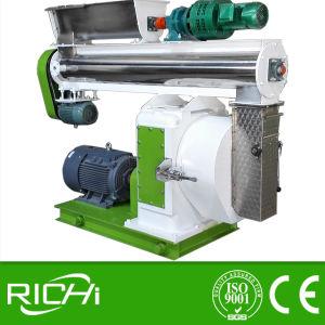 La volaille animale de bétail de poulet de machine de boulette d'usine de Richi alimentent la machine