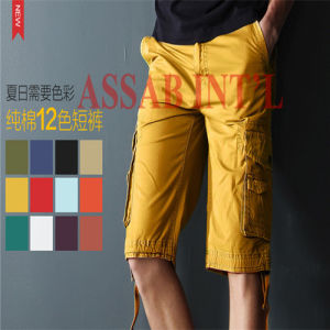 Fornitore dei pantaloni del carico dei pantaloni di scarsità del carico di modo