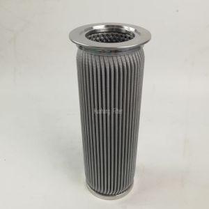 Os cartuchos do filtro de pregas de aço inoxidável com conexão de flange