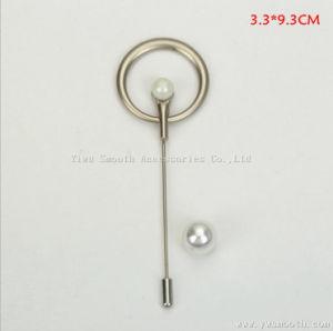Revers-Brosche-Perlen-wilde Wort-Sicherungsstift-Strickjacke-Schal-Schmucksachen