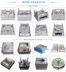 Estampado de lámina metálica progresiva de la herramienta de perforación del molde de fundición de moldes de fundición Maker hoyuelo enhebrado de hacer el corte de la Moneda de perforación en caliente de plástico de la puerta de coche Pulse muere en China