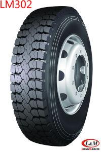 LONG MÄRZ Hot Sale Truck Tire (315/80R22.5LM302)