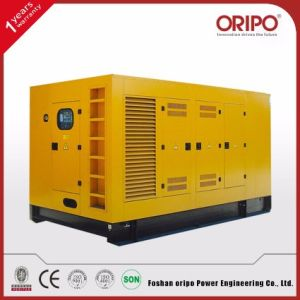 550квт/440квт автоматической дизельный генератор с высокой выходной мощности двигателя