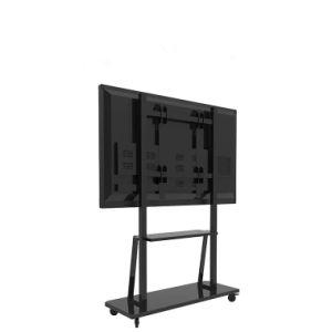 75 Screen-interaktiver Digitalsignage-Kiosk des Zoll-HDMI/USB