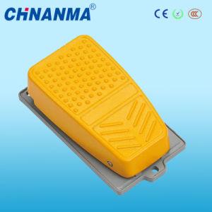 interruttore di piede industriale chiaro di alluminio di 10A 250VAC