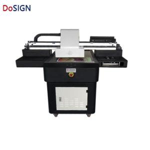 2018傾向の革新の点Dx8プリンターヘッドが付いている紫外線機能A1 6090デジタル紫外線プリンター