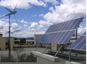 Neue elektrische niedrige hohe leistungsfähige Wind-Startturbine des Generator-300W