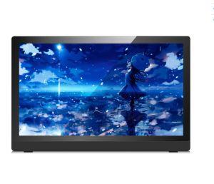 1080P HDMI VideosおよびPhotos Playbackの/32  /27 21.5 /24 Inch  /17 の大型の15.6の/18.5の/DIGITAL Photo Frame