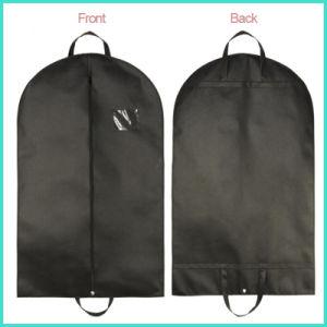 Brown Hanger enduire Vêtements vêtement étanche aux poussières s'adapter à couvrir des sacs de stockage