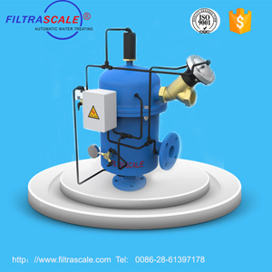 Filtrascale Automatic Self Cleaning Strainer