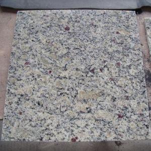 Flooring、Wallのためのサンタセシリアライト緑のGranite Tile