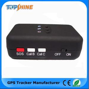 Горячее Selling Small Waterproof Kid/Elder/Pet GPS Tracker PT30 с длинной жизнью Battery Only 96g