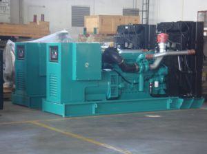 400kVA Cummins 디젤 엔진 발전기 대기 등급 450kVA 360kw
