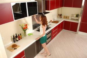 Countertops van de keuken van de oppervlakte van corian van staron