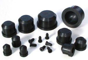 Goma de silicona de moldeo por inyección de plástico piezas