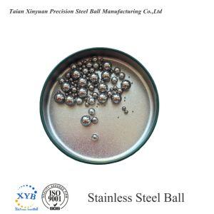 De Bal van het roestvrij staal voor Schoonheidsmiddel G25 6.35mm G10 1/4 Antiroest, Anti-Magnetic