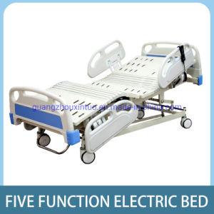 Hôpital médical de la moins chère lit électrique avec des prix bon marché XT1001