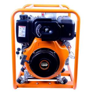 4В Электрический пуск дизельного двигателя очистите водяной насос с организации питания