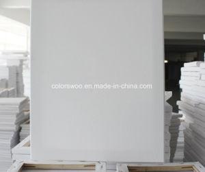 25*25cm estiran la lona, el arte lienzo lienzo de algodón, madera, lienzo, Panel de lienzo