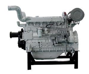 50Hz Googol 작은 디젤 엔진 전성기 산출 230kw
