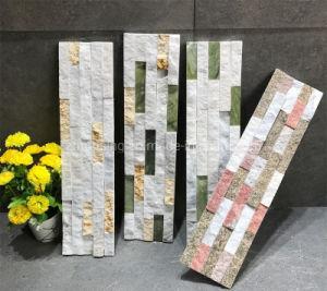 옥외 벽 포석 자연적인 문화 돌 Zf Sw 032