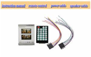 Ecran TFT 7 pouces HD voiture lecteur MP5 Accessoires De Voiture Avec Ios et Android lien miroir
