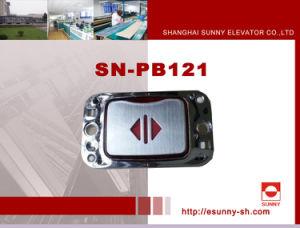 Belichtete Aufzug-Drucktaste (SN-PB121)