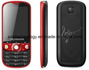 2.4 misurare, telefono mobile dell'affissione a cristalli liquidi di Qvga di colore 260k, telefono astuto del MP3/MP4/FM/Bluetooth