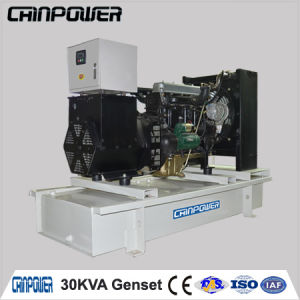 30kVA Tipo Aberto Gerador Diesel Cummins