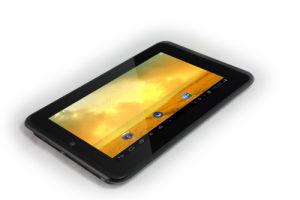 3G de 7 pulgadas GPS Bluetooth Android Tablet PC MEDIA