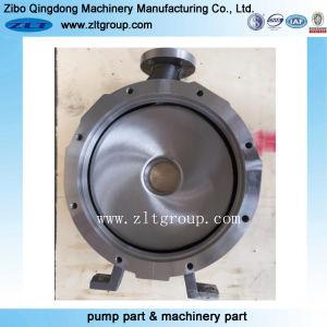 Pumpen-Gehäuse Schleuderpumpe ANSI-Durco im Edelstahl/im Kohlenstoffstahl