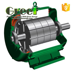 fase dell'alternatore 3 di CA di 100W 24V a magnete permanente