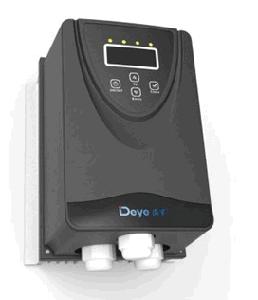 DC 24-96V de la pompe à eau solaire, système de pompe solaire