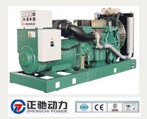 Grande poderoso gerador a diesel com bom motor